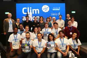 Climathon in Italia